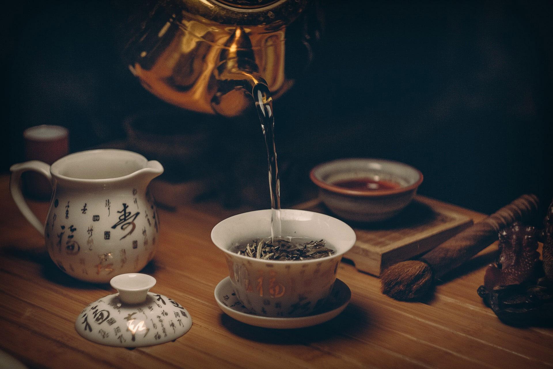 miscele di tè