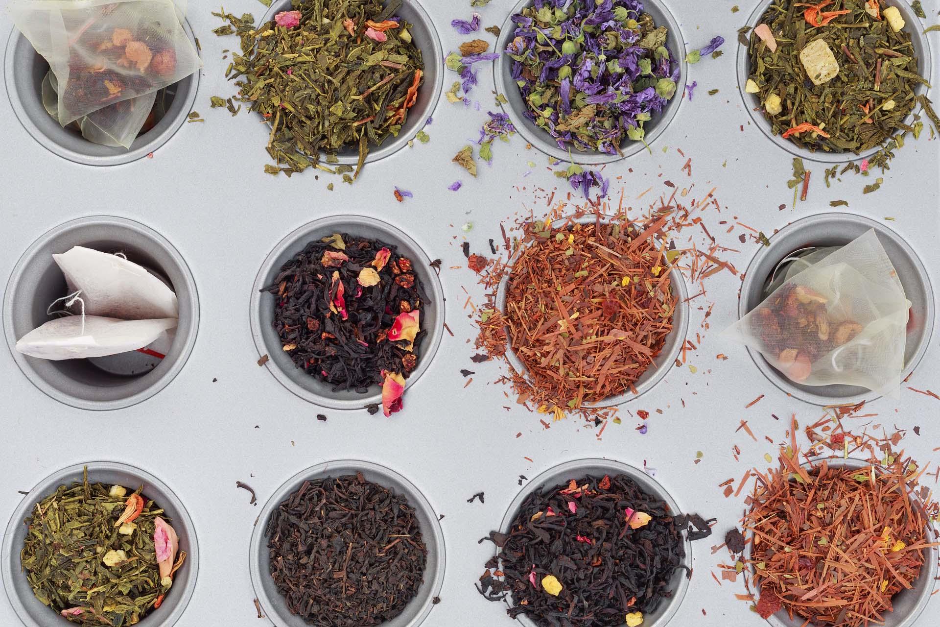 Quali sono le varietà di tè