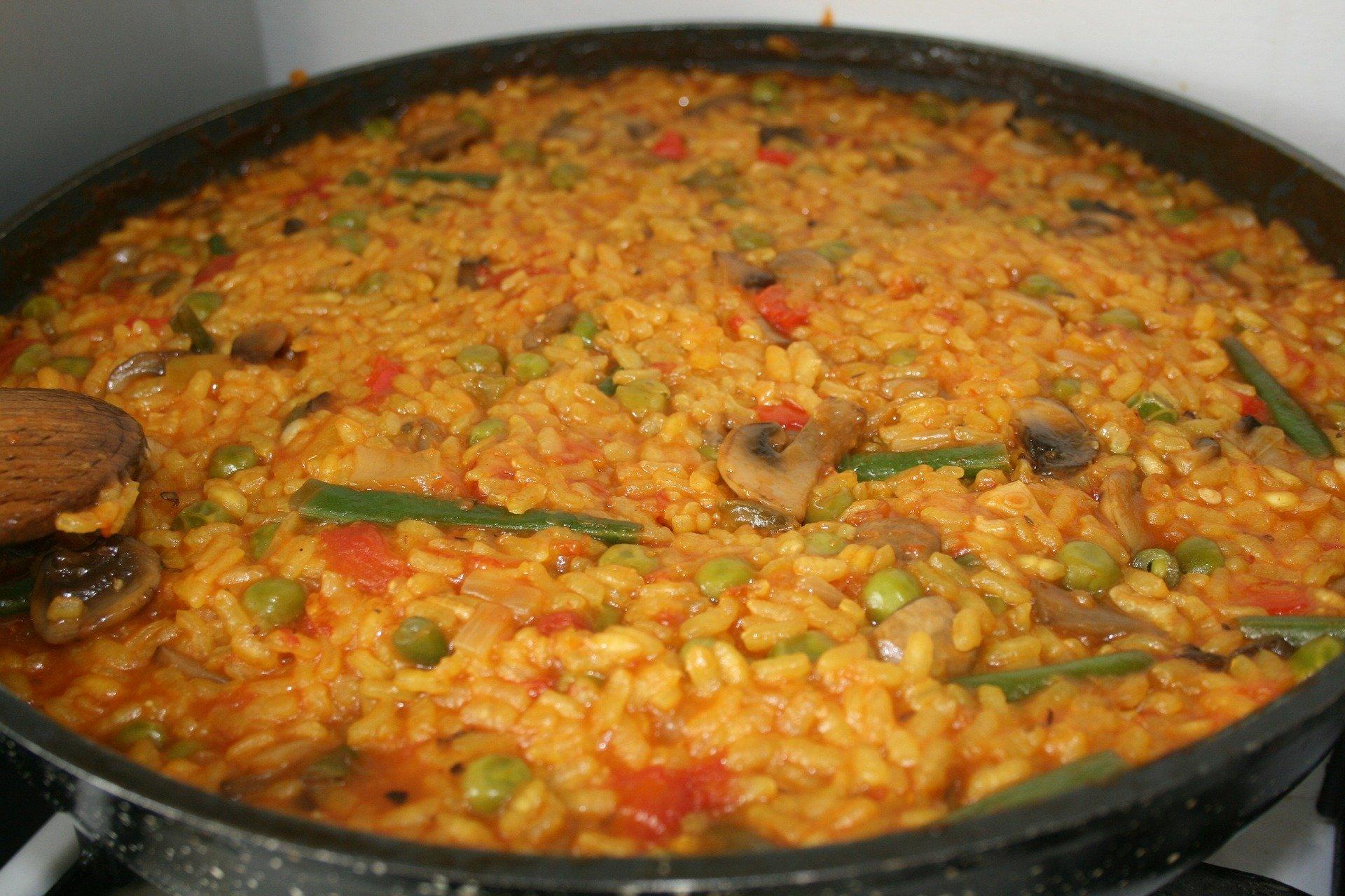 A3_05_Paella vegetariana