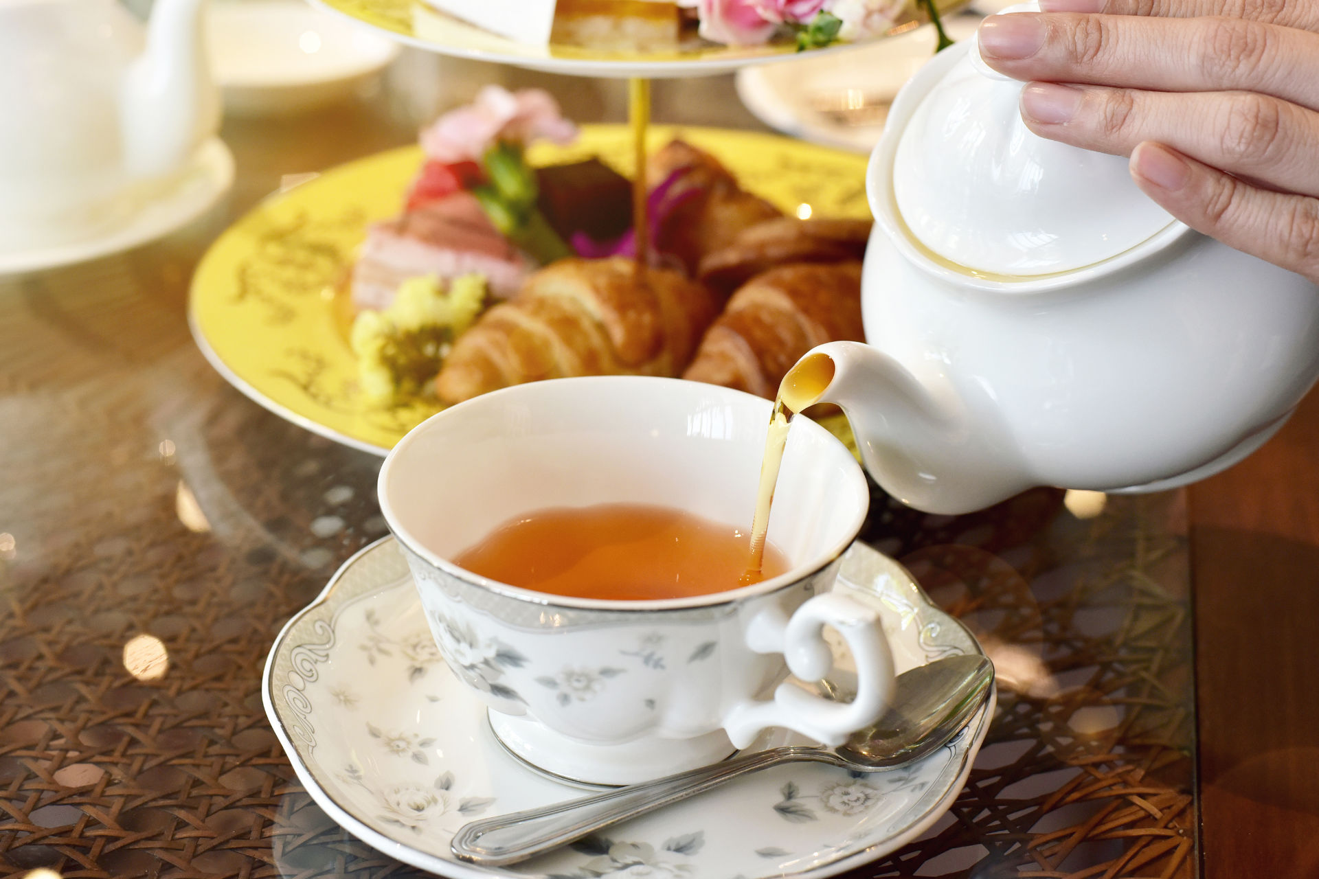 Antica Drogheria Afternoon Tea Rito Del Te Delle Cinque 02