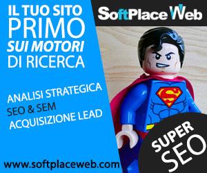 SoftPlaceWeb Srl sponsorizzata