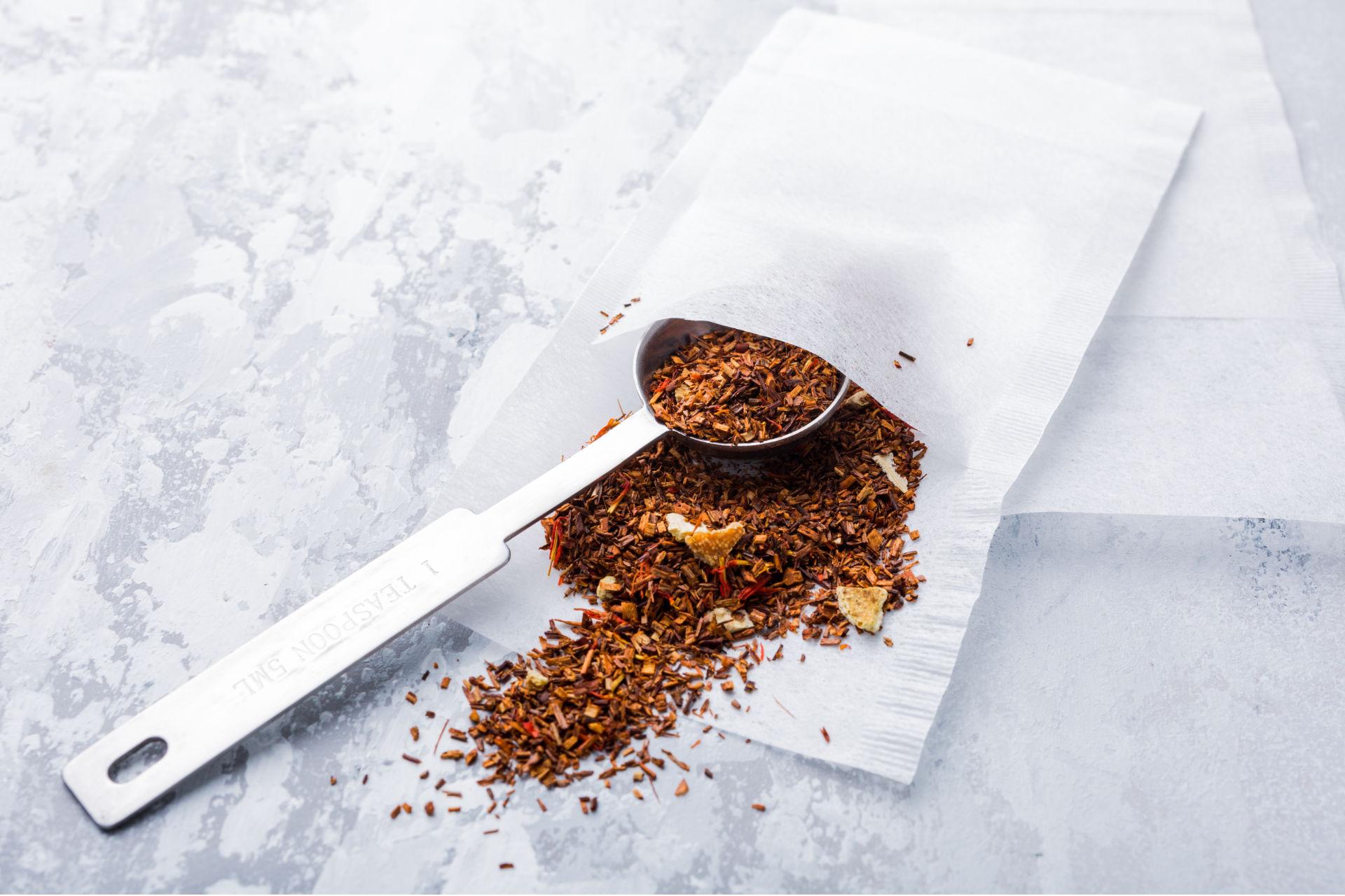 Rooibos: il tè rosso che tè non è