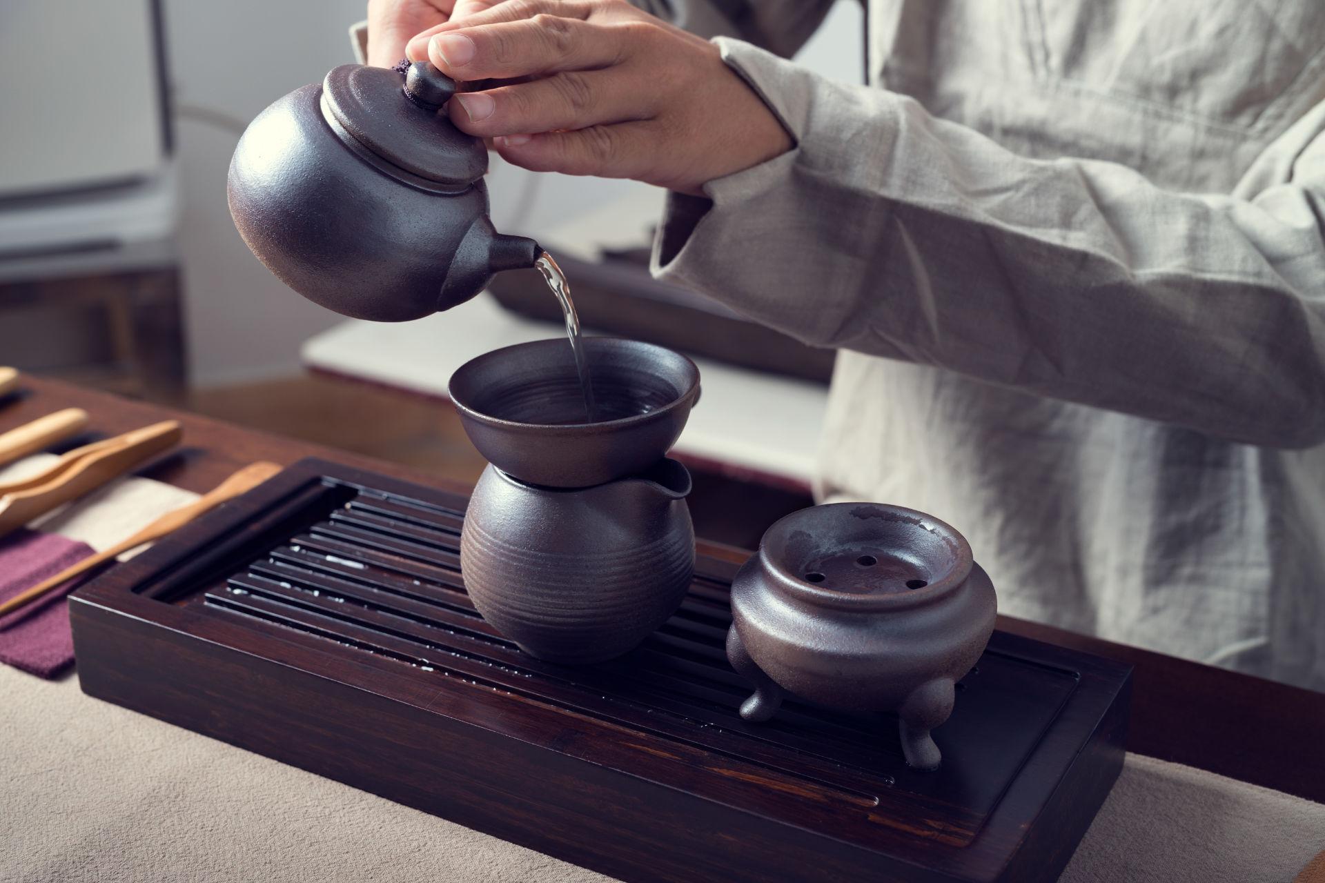 Antica Drogheria Degustazione Del Te Tea Sommelier 02