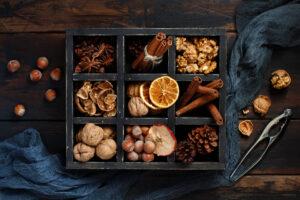 Antica Drogheria Portaspezie Di Design In Cucina 01